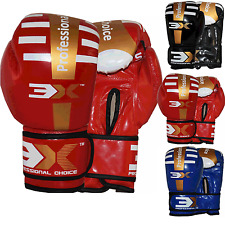 Kids Boxing Gloves Gel Punch Bag Junior Youth Training Mitts MMA Sparring Glove