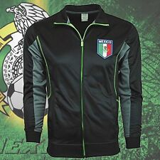 Mexico Track Jacket Rhinox Black Adult.