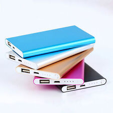 Convenient Portable 12000mAh External Battery Charger Power Bank For Cell Phone