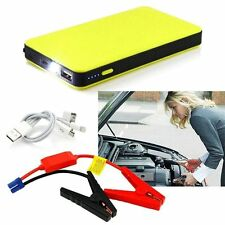 12V 20000mAh Multi-Function Car Jump Starter Power Booster Battery Charger DP