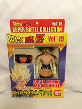 DBZ Super Battle Collection Dragonball Z Super Saiyan Vegetto - GOLDEN Bandai