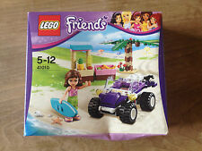 LEGO Friends 41010 Olivia's Beach Buggy NEW ^