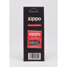 1 Zippo Wick. Carded And Genuine. Free P&P!