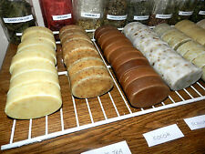 Lard and Lye Soaps.  Many Varieties You Choose! Homemade Soap! Handmade Soap.