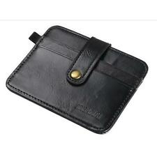 Fashionable Men's Leather Bifold Wallet Credit ID Card Holder Coin Purse Pockets