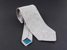 Handmade Classic Wide & Skinny LINEN TIE from Penelope`s Bow Ties