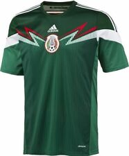Mexico Home/Away Soccer Jersey Football Jersey 2014 World Cup
