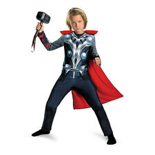 Boys Toddler Thor Avengers Movie Classic Halloween Super Hero Costume