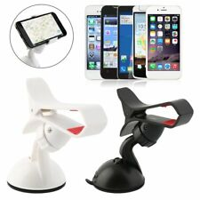 Universal 360 Degree Rotating Car Windshield Mount Stand Holder For IPhone DE