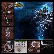 WORLD OF WARCRAFT Cosplay WOW weapon model Warcraft Hero Weapon Keychain gift