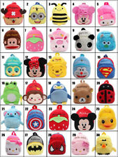 Toddler Kids Children Boy Girl Cartoon Animal  Backpack Schoolbag Shoulder Bag
