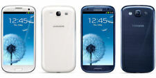 "4.8"" Unlocked Samsung Galaxy S3 I9300 8MP 3G Android Smartphone 16GB Blue/White"