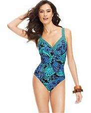Miraclesuit Sanibel 449963 Hidden Underwire Swimsuit - Various Sizes