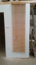 Timber wood Venetian Blinds - 14 sizes - Honey - Basswood - 50 mm