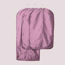 Home Clothes Hanging Garment Suit Coat Dust Cover Protector Wardrobe Storage