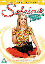Sabrina The Teenage Witch - Series 1 (DVD, 2007, 4-Disc Set)