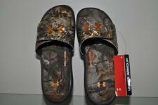 Under Armour Ignite Camo IV Mens Slides 1252508 See Sizes NWT