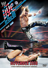 WWE Live in the UK November 2008 (2 Disc)