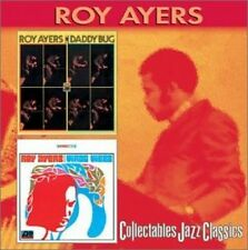 AYERS, ROY-DADDY BUG / VIRGO VIBES-CD COLLECTABLES NEW