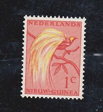 Netherlands New Guinea 1954 - Paradise birds - stamp MNH