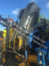 Hiab 125.2 Lorry Loader Crane with Top Seat