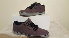 OSIRIS SHOES PLG VLC GREY MENS UK SIZE 8 NEW UNBOXED SKATEBOARDING