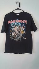 Iron Maiden Best of the Beast Shirt Size L