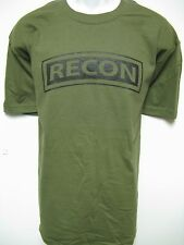 U.S. ARMY RECON T-SHIRT/ LONG RANGE RECON PLT/ MILITARY/ VETERAN T-SHIRT/  NEW