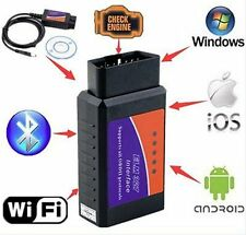 ELM327 USB Interface OBDII OBD2 Diagnostic Auto Car Scanner Bluetooth WIFI~L