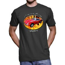 Triumph Spitfire Fast And Fierce Men`s Dark T-Shirt