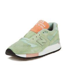 "New Balance Mens Concepts M 998 TNY ""Mint"" Mint Green/Salmon M998TNY"