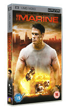 The Marine  (New and Sealed) Sony PSP UMD Video Movie