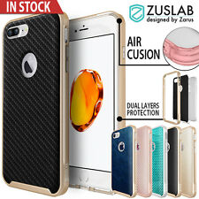 iPhone 7 7 Plus 6s 5s SE Case for Apple Genuine Zuslab X Bumper Protection Cover