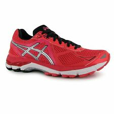 Asics GT2000 v3 Running Shoes Womens Pink/Black Run Fitness Trainers Sneakers