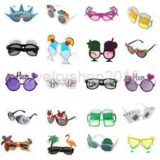Novelty Hen Party Birthday Glasses Adult Kids Fancy Dress Costume Accessory