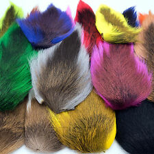LARGE NORTHERN BUCKTAIL - Premium Fly Tying Deer Tail Hair by Hareline NEW!