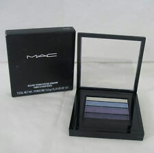 MAC Veluxe Pearlfusion Eye Shadow Palette Bleuluxe Boxed