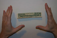 Floating Spider Prank or Hover Dollar  Invisible Thread & 50 Magic Trick Booklet
