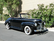 Ford: Other Super Deluxe Cabriolet Convertible V8