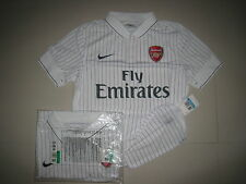 Arsenal 2009-10 Nike 3rd English Premier League version S/S Player issue Shirt