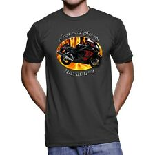 Suzuki Hayabusa Fast And Fierce Men`s Dark T-Shirt