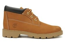 Timberland Basic 7190R Junior GS Big Kids Wheat Waterproof Leather Chukka Boots