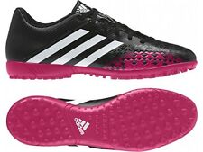 Adidas Predito LZ TRX TFV Junior Kids Soccer Shoes MSRP$70 F32585 Black