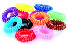 Hair bands, Telephone cable, elastic, Children tie, accessories, Spiral rubber