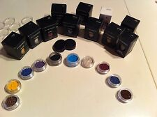 MAC PIGMENTS & GLITTER ***GENUINE*** EYESHADOW choose your shade! RARE SHADES