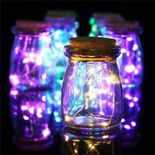 Super 20//40/100 LED String Copper Wire Xmas Wedding Party String Fairy Light HE