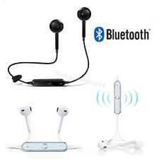Sport Stereo Wireless Bluetooth Handsfree Headset Earphone For iPhone Samsung LG
