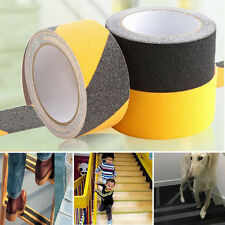 Floor Non Slip Stair Treads Black Safety Anti Skid Tape High Traction DIY Tool