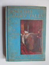 Acceptable - English Fairy Tales Tales for Children Form Many Lands - Rhys,ernes