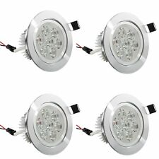 4x 3W 5W 7W CREE LED Ceiling Light Warm/Cool Down light Recessed Spotlight Lamp